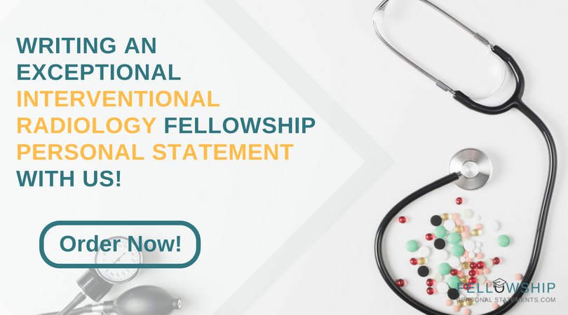 interventional radiology fellowship application tips