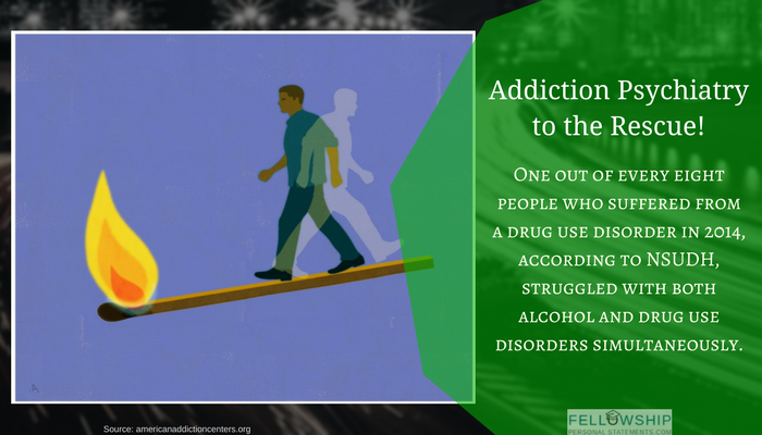 addiction fellowship psychiatry facts