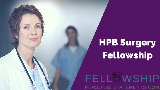 hpb surgery fellowship