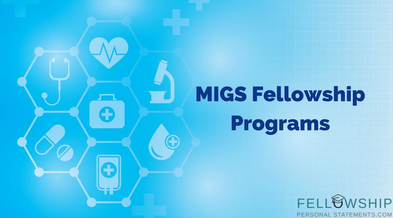 migs fellowship programs