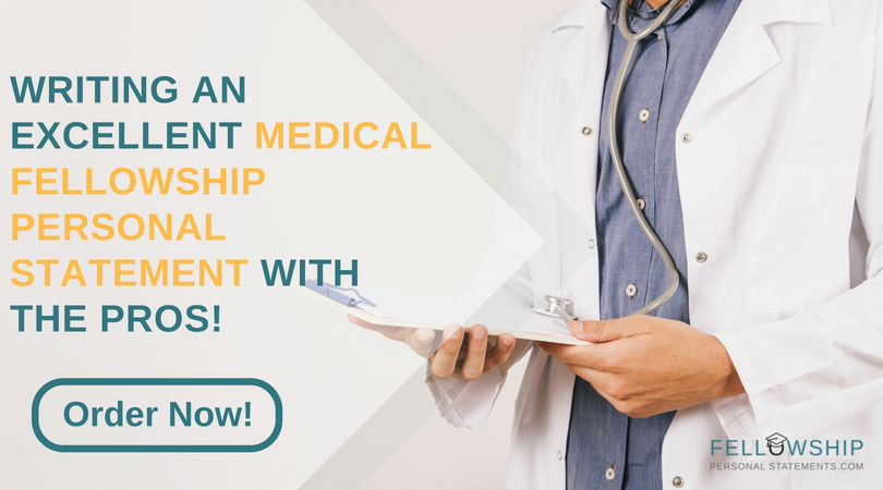 medical fellowship personal statement writing service