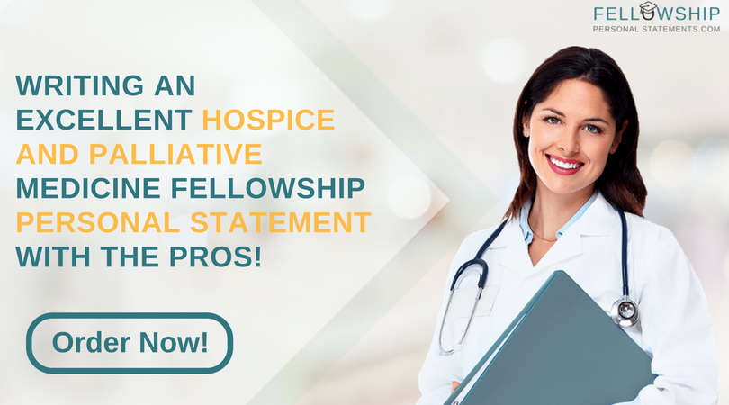hospice and palliative medicine fellowship writing help